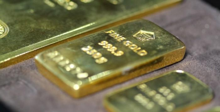 Emas Dunia Naik Sedikit Dari 5 Minggu Terendahnya Emas Antam Tetap