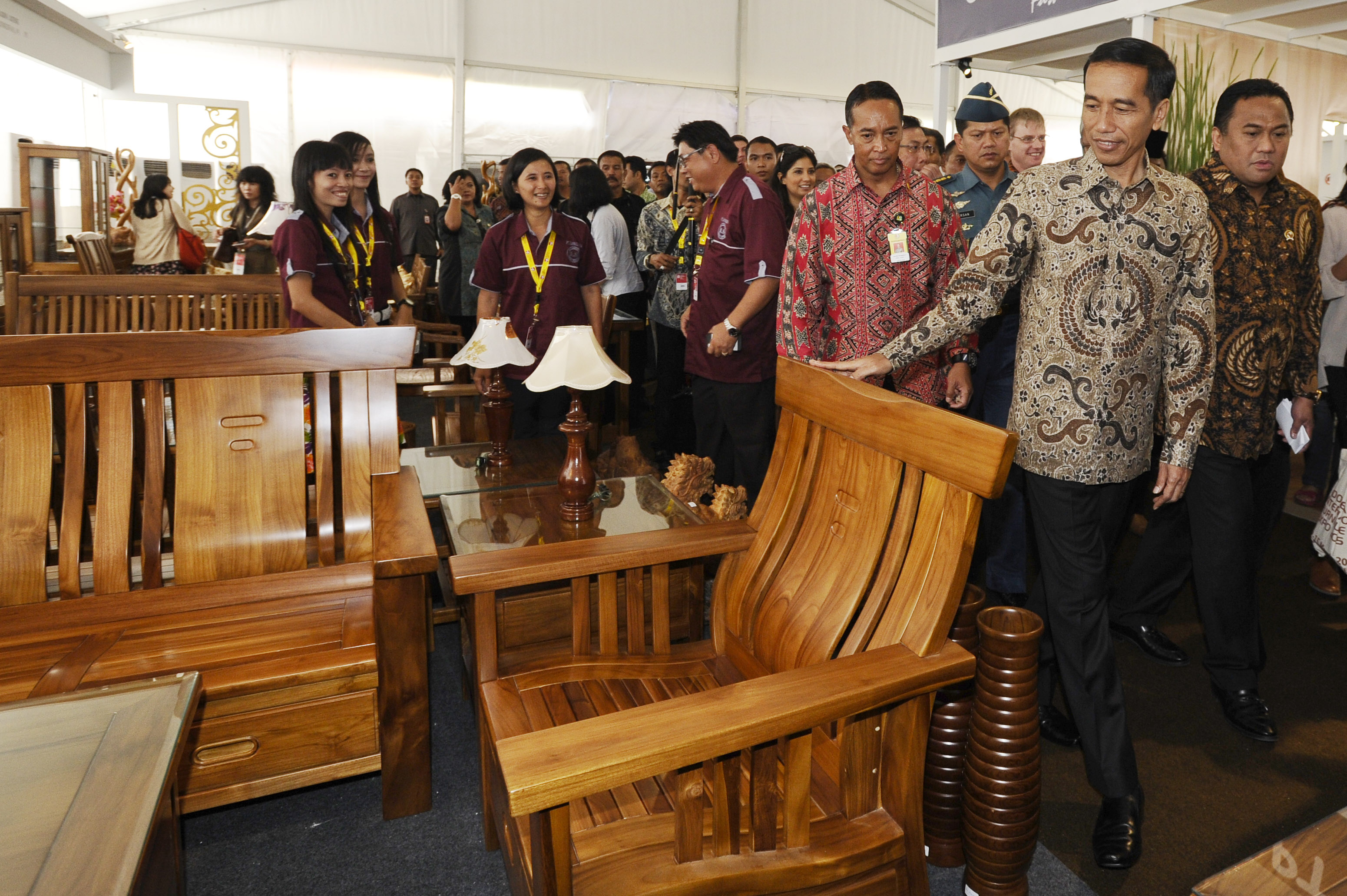 Pameran Furniture Di Ji Expo Kemayoran Jakarta
