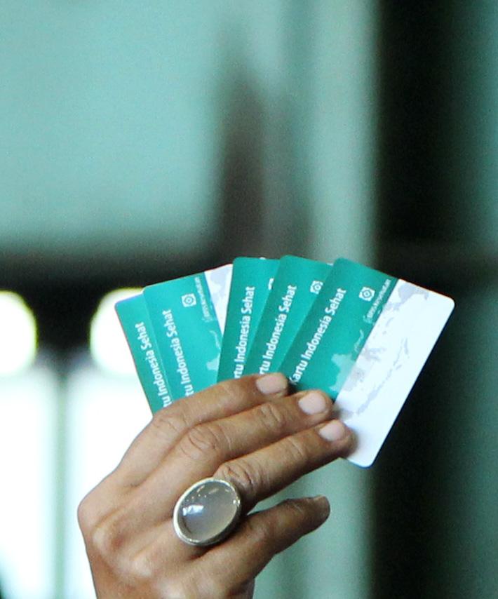 Penerima Kartu Indonesia Sehat