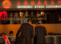 indeks shanghai