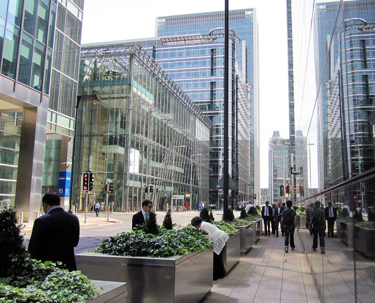 Lensa Eropa – Mengenal Canary Wharf, Distrik Bisnis di