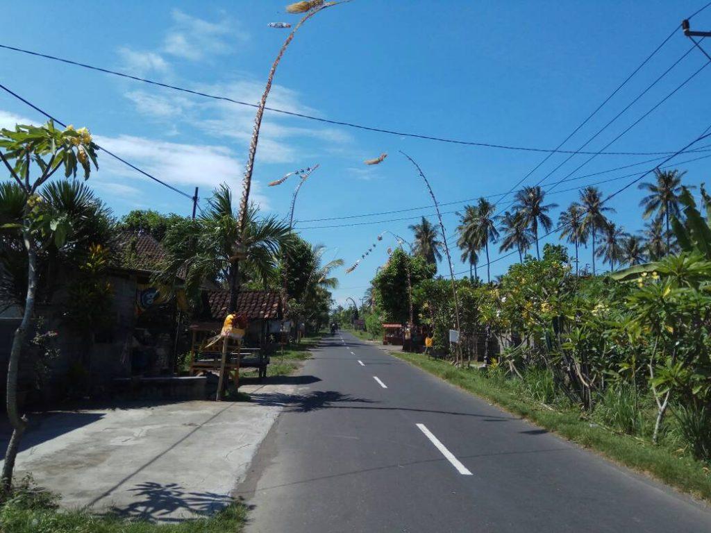 Desa Perancak di Kecamatan Jembrana, Bali (Photo: Vera Indriani/ BD)