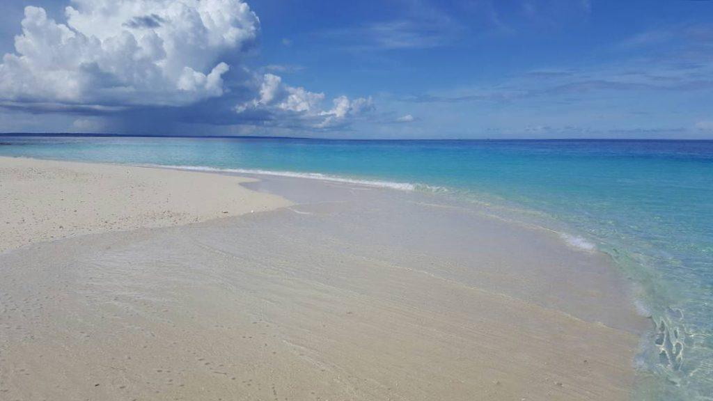 Laga Island Indonesia